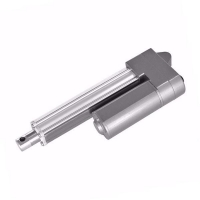 Linear Actuator With Double Automatic Limit Switches Manufactures