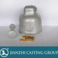 China 40kN Ball Socket Type Cap for Suspension Disc Toughened Glass Insulator U40 on sale