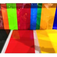 China 3mm Solid Color Acrylic Sheets on sale