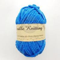Solid Chenille Knitting Yarn Manufactures