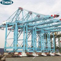 China Ship to Shore Gantry Crane Quayside Container Crane(QGC) STS Shipunloader on sale