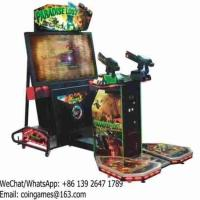 Paradise Lost Coin Operated Simulator Gun Shooting Arcade Game Machine Manufactures