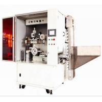 China Automatic hot foil printing machine for cosmetic caps on sale