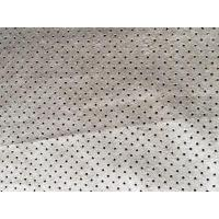 Buy cheap Knitted Fabrics BM1031P-polyester perforated tricot(warp knitted)suede fabric. from wholesalers