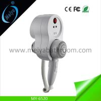 wall mounted bathroom hair dryer with shaver socket Manufactures