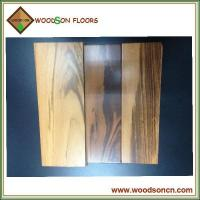 Nature Tigerwood Hardwood Flooring Manufactures