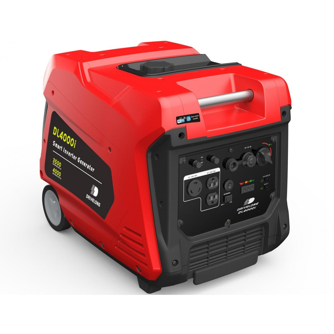 Buy cheap Gasoline generator DL4000iE from wholesalers