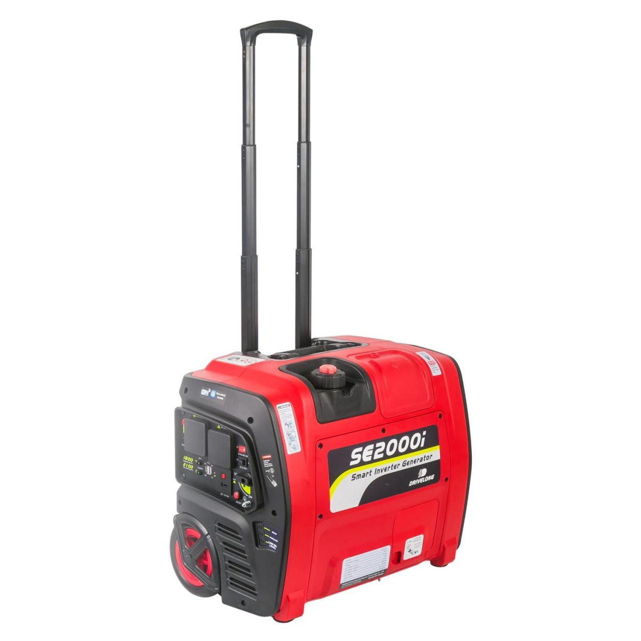 Buy cheap Gasoline Generator SE2000i from wholesalers