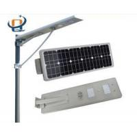 20W Integrated LED Solar Street Lamp Manufactures