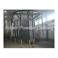 Buy cheap Russian 3*2.5m mesh fence PVC coating line -7 from wholesalers