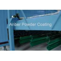 Buy cheap Highway guardrails powder coating line from wholesalers