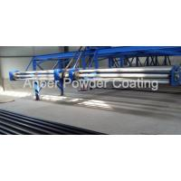 Buy cheap Steel tube & pipe powder coating line from wholesalers