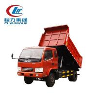Buy cheap 5 Ton Dongfeng Dump Trucks from wholesalers
