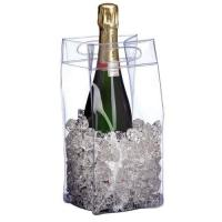 Single Bottle Wine Pouch Ice Cooler Bag For Wedding Gifts Manufactures