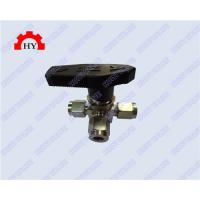 Buy cheap ferrule type 3 way ball valve,L type from wholesalers