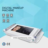 Permanent Makeup Machine with Cosmetic Digital Tattoo Pen