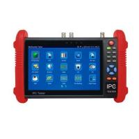 China 7 inch 6 in 1 CCTV video tester (WS-308) ModelWS-308 Series MORE on sale