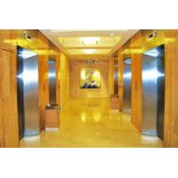 Gearless Machine Drive VVVF Energy-saving Light Curtain Protetion Stretcher Lift Manufactures