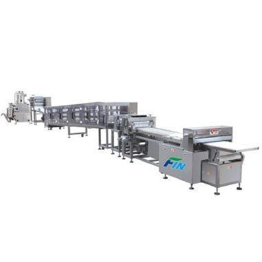 Quality Full Automatic Chocolate Bar Packaging Machine for sale