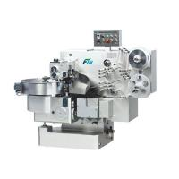 Double Twist Packing Machine Applied For Candy, Sugar, Toffee Manufactures