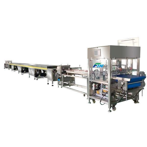 Quality Full Automatic Chocolater Bar Processing Machine for sale