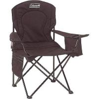 Coleman Oversized Quad Chair with Cooler Pouch Manufactures