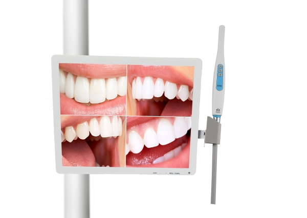Quality DENTAL ITEM Intraoral Camera with 17inch Multimedia LED Monitor for sale