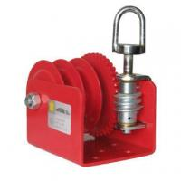 1500Lbs Worm Gear Winch Manufactures