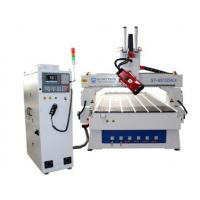 Products  4 Axis Funiture ATC CNC Router with 180 Degree Rotate Spindle Manufactures