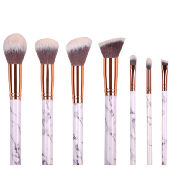China Hot sale 10 pcs Eyes Concealer makeup brush set