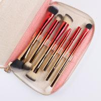 Buy cheap 6pcs Double Heads Makeup Brushes Professional Cosmetic Brush Kit from wholesalers