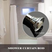 WR0001 shower curtain rail Manufactures
