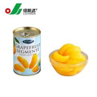Buy cheap Canned Grapefruit Segment in Syrup from wholesalers