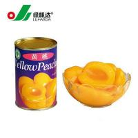 Buy cheap Canned Yellow Peach Halves from wholesalers
