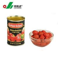 Buy cheap Canned Strawberry in Light Syrup from wholesalers