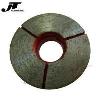 Buy cheap Diamond Snail Grinding Disc from wholesalers