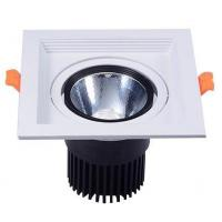 COB LED 15W Recessed Square Downlights