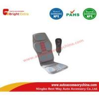 Buy cheap Heat Vibration Massage Seat Cushion for Car from wholesalers