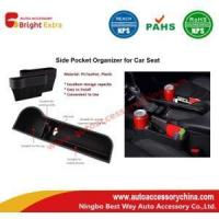 Buy cheap Car Seat Gap Organizer with drink holder from wholesalers