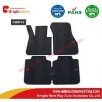Buy cheap BMW X1 Custom Fit Car Floor Mat from wholesalers