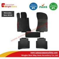 Buy cheap All Weather Custom Floor Mat Mercedes Benz W212 from wholesalers