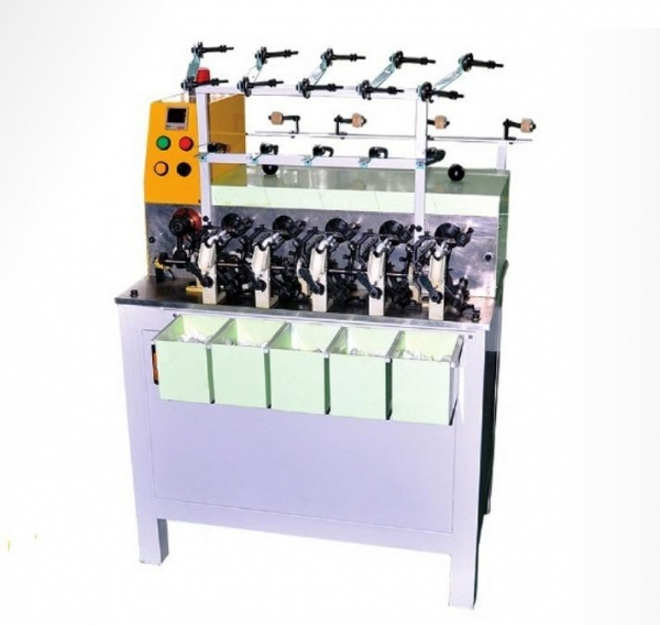 Quality bobbin winder machine with 5 head automatic bobbin winder for sale