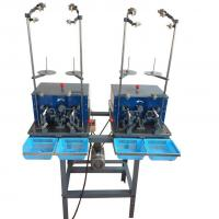 China cocoon bobbin winder machine with high degree of automation toroid winder machine in china on sale