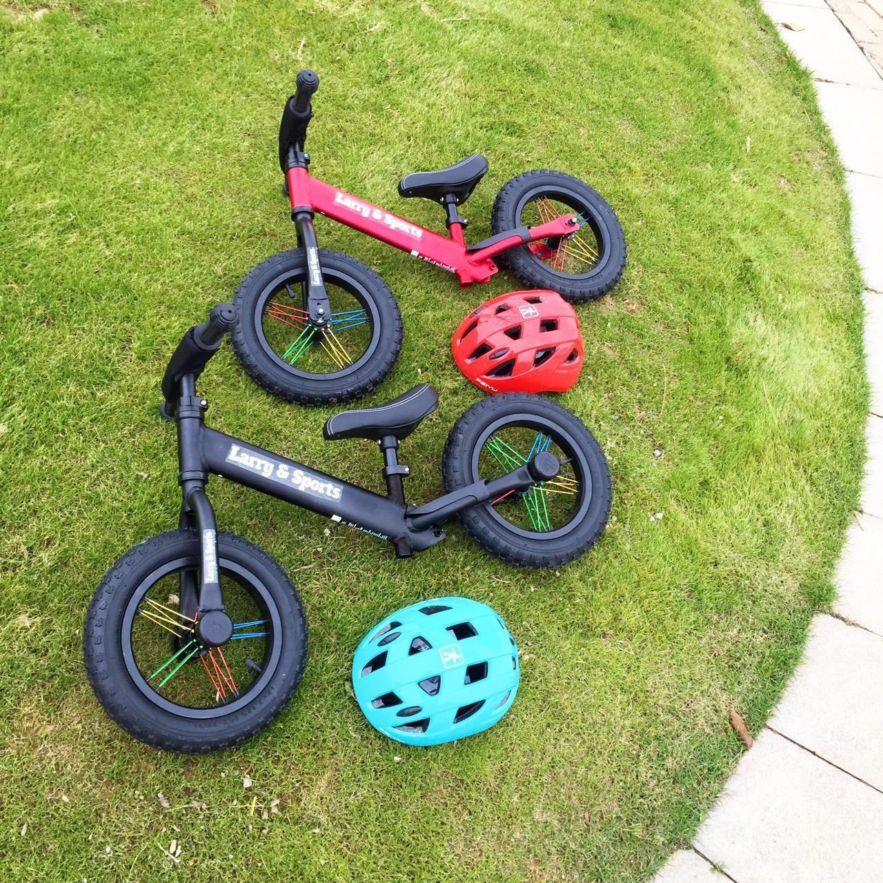 【A1204】 12-inch aluminum alloy kids balance push bike with foot-pedal Manufactures