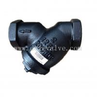 Buy cheap Threaded Y-strainer from wholesalers