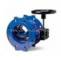 Quality Double Offset Butterfly Valve for sale