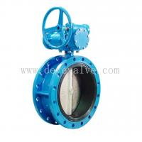 Buy cheap Flanged Butterfly Valve from wholesalers