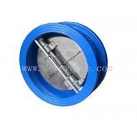 Buy cheap Wafer Double Disc Check Valve from wholesalers