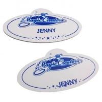 Full Color Epoxy Personalized Name Badge Manufactures