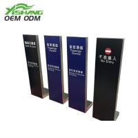 Buy cheap Metal Table Sign Holders Advertising Display YS-1100019 from wholesalers